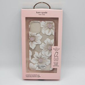 Iphone 11 Pro Case Clear With Flowers Kate Spade